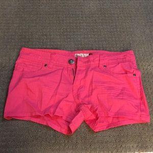 Short jean shorts by SO